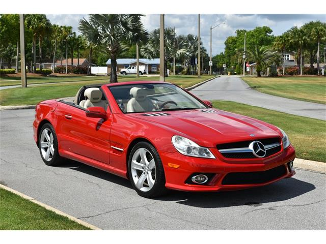 2009 Mercedes-Benz S-Class (CC-1334165) for sale in Lakeland, Florida
