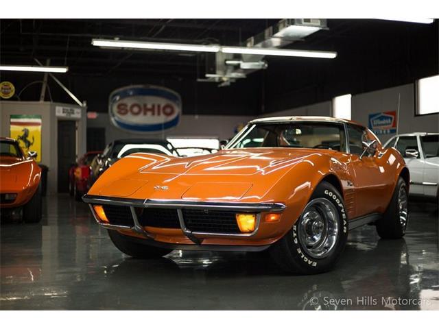 1971 Chevrolet Corvette (CC-1334170) for sale in Cincinnati, Ohio