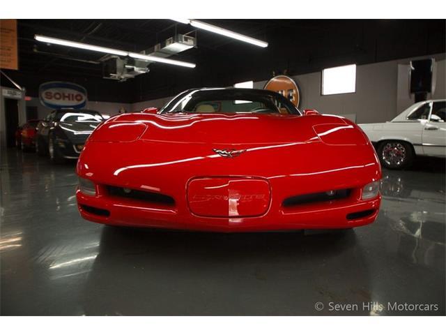 2002 Chevrolet Corvette (CC-1334172) for sale in Cincinnati, Ohio