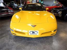 2002 Chevrolet Corvette (CC-1334180) for sale in Wichita Falls, Texas