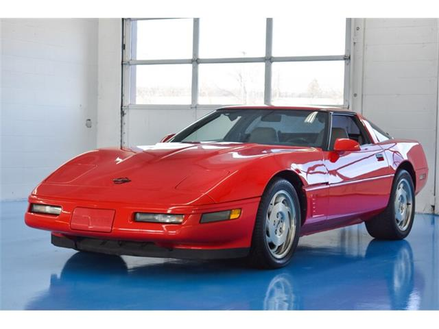 1996 Chevrolet Corvette (CC-1334183) for sale in Springfield, Ohio