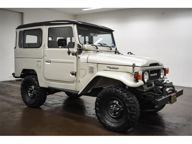 1983 Toyota Land Cruiser FJ (CC-1334190) for sale in Sherman, Texas