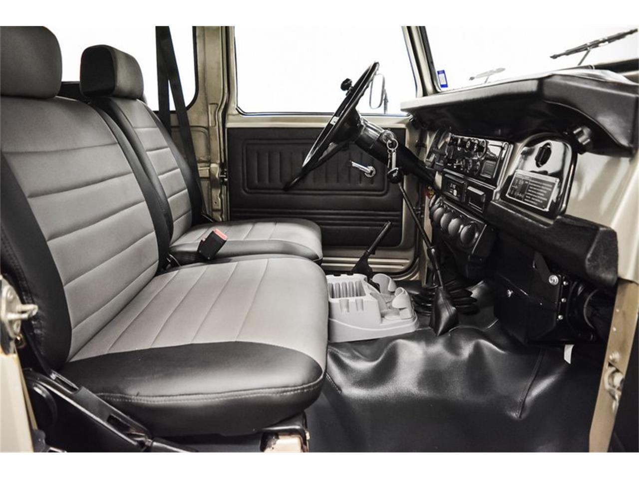 1983 Toyota Land Cruiser FJ (CC-1334190) for sale in Sherman, Texas