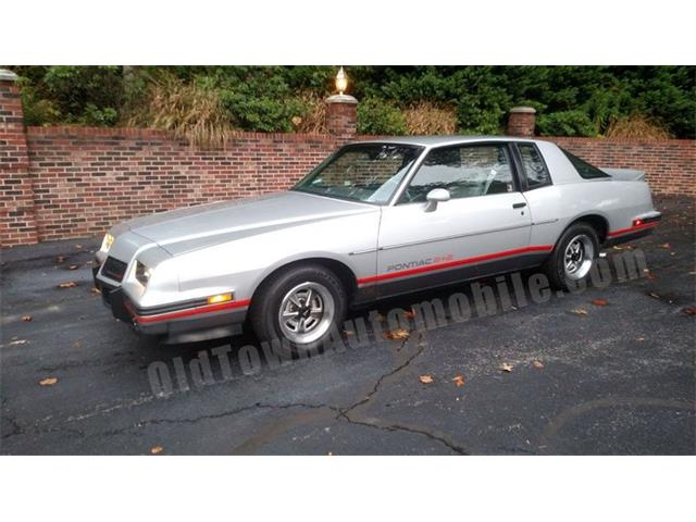 1986 Pontiac Grand Prix (CC-1334195) for sale in Huntingtown, Maryland