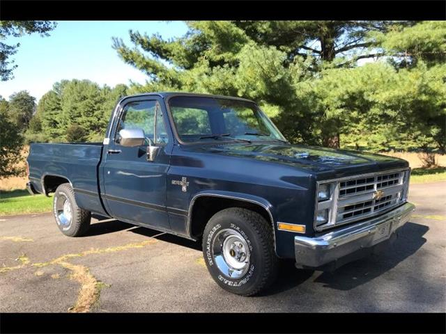 1984 Chevrolet Silverado (CC-1334245) for sale in Harpers Ferry, West Virginia