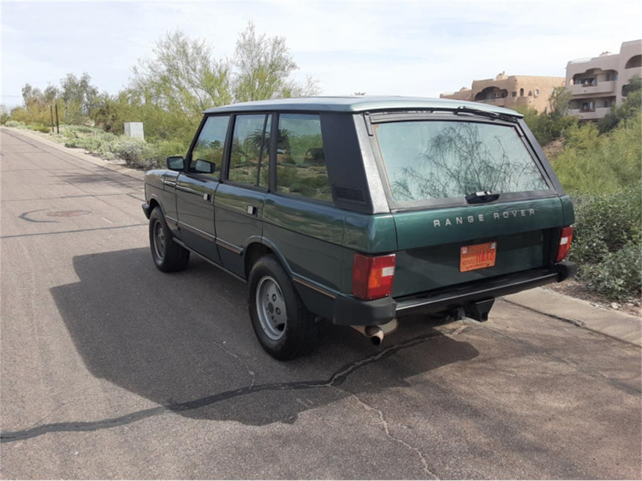 1987 Land Rover Range Rover (CC-1334249) for sale in Peoria, Arizona