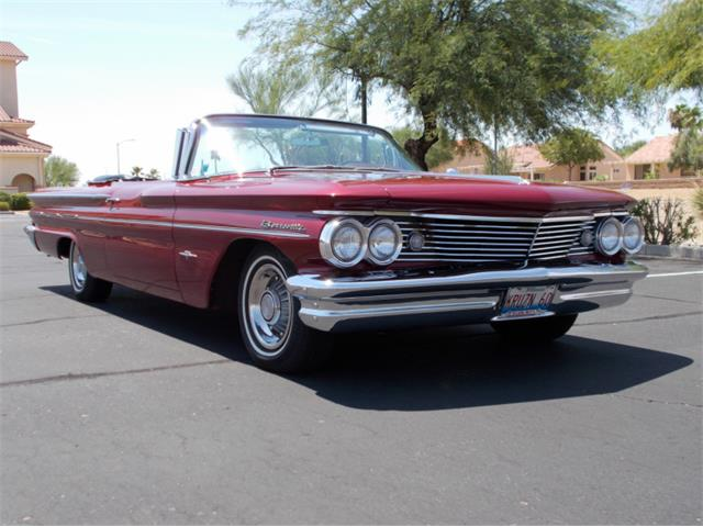 1960 Pontiac Bonneville (CC-1334258) for sale in Peoria, Arizona