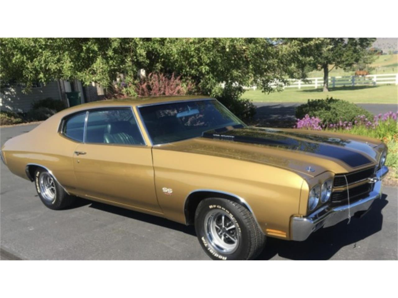 1970 Chevrolet Chevelle SS (CC-1334260) for sale in Peoria, Arizona