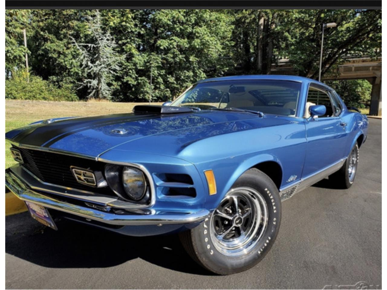 1970 Ford Mustang (CC-1334281) for sale in Peoria, Arizona