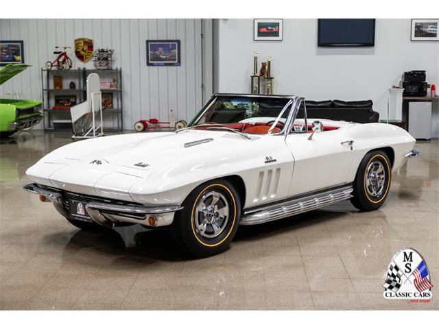 1966 Chevrolet Corvette (CC-1334300) for sale in Seekonk, Massachusetts