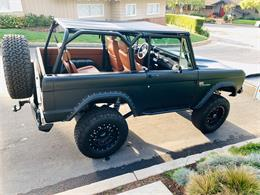 1967 Ford Bronco (CC-1334303) for sale in Chatsworth, California