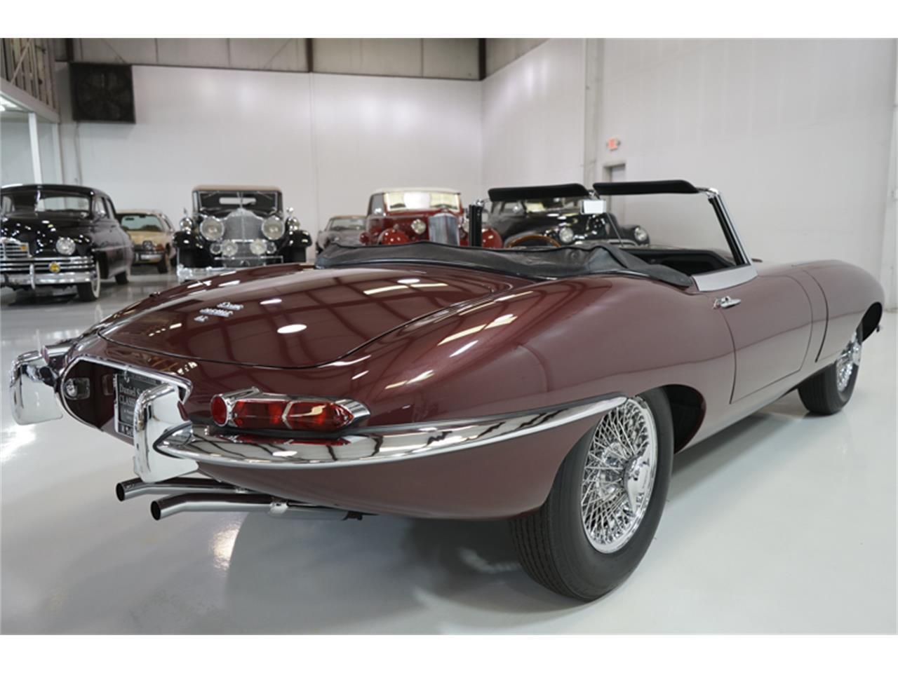 1967 Jaguar E-Type (CC-1334315) for sale in Saint Louis, Missouri