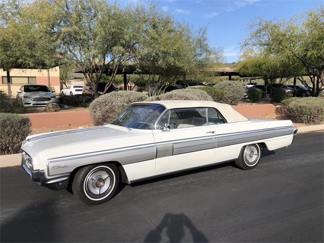 1962 Oldsmobile Starfire (CC-1330432) for sale in Scottsdale, Arizona