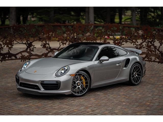 2017 Porsche 911 Turbo S (CC-1334321) for sale in Monterey, California