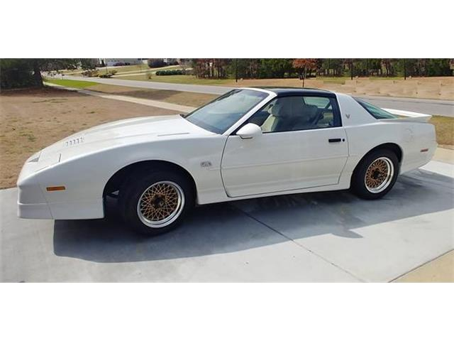1987 Pontiac Firebird Trans Am GTA (CC-1334334) for sale in Clayton, North Carolina