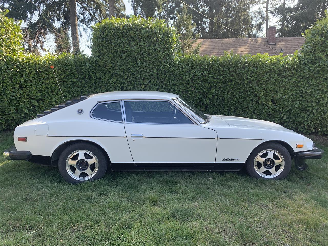 1976 Datsun 280Z (CC-1334336) for sale in Tacoma, Washington