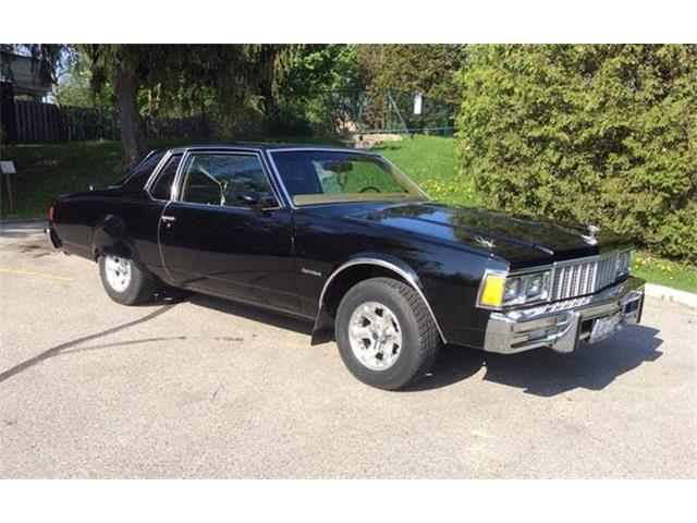 1979 Chevrolet Caprice Classic (CC-1334357) for sale in London, Ontario
