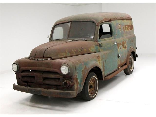 1952 Dodge Sedan (CC-1334370) for sale in Morgantown, Pennsylvania