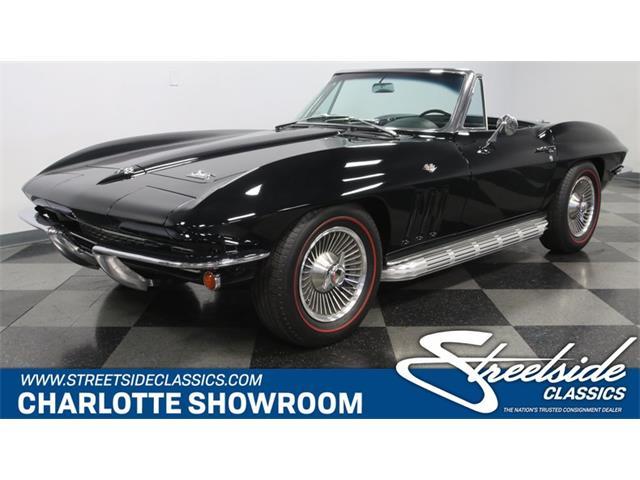 1966 Chevrolet Corvette (CC-1334375) for sale in Concord, North Carolina