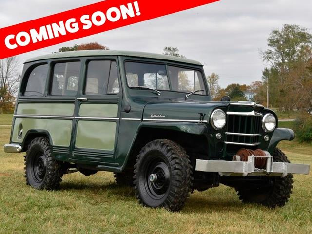 1960 Jeep Willys (CC-1334388) for sale in St. Louis, Missouri