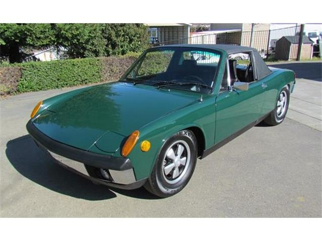 1970 Porsche 914/6 (CC-1330439) for sale in Vacaville, California
