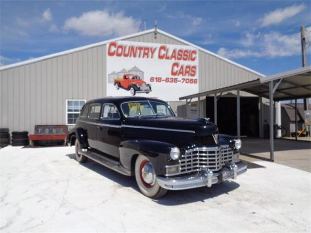 1946 Cadillac Series 75 (CC-1334436) for sale in Staunton, Illinois