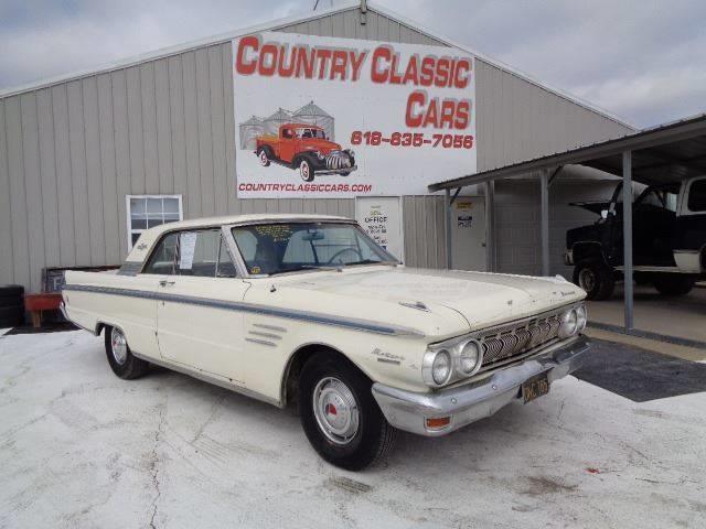 1963 Mercury Meteor (CC-1334438) for sale in Staunton, Illinois