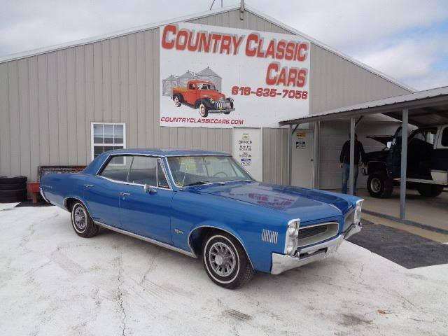 1966 Pontiac LeMans (CC-1334439) for sale in Staunton, Illinois