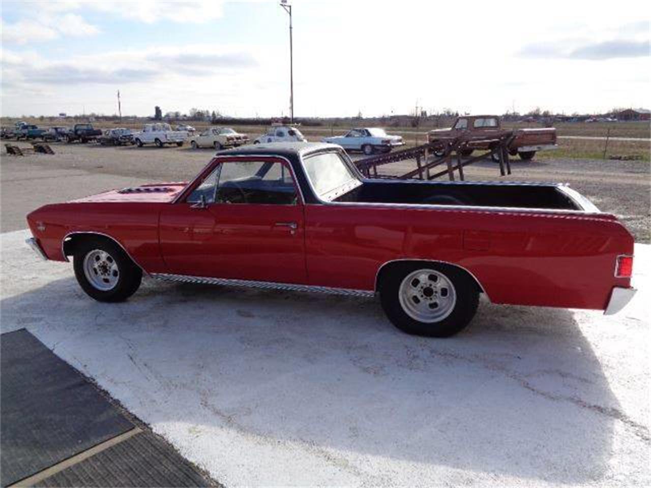 1967 Chevrolet El Camino (CC-1334442) for sale in Staunton, Illinois
