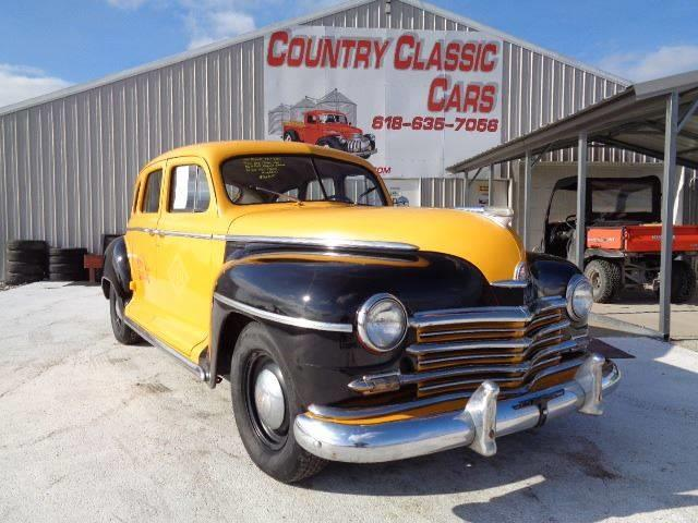 1946 Plymouth 4-Dr Sedan (CC-1334443) for sale in Staunton, Illinois