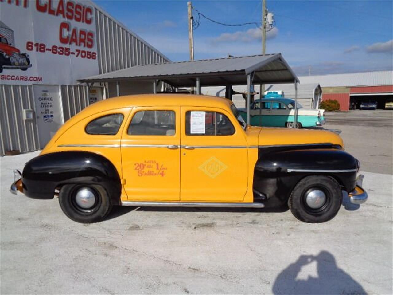 1946 Plymouth 4-Dr Sedan (CC-1334443) for sale in Staunton, Illinois