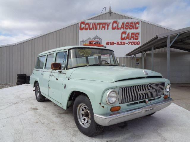 1964 International Travelall (CC-1334445) for sale in Staunton, Illinois