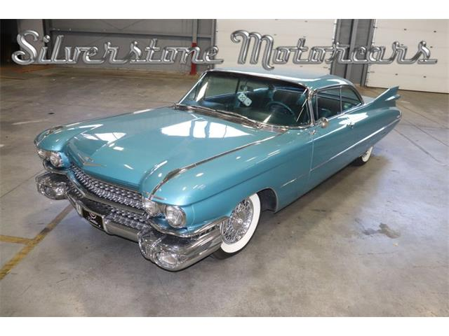 1959 Cadillac Coupe (CC-1334448) for sale in North Andover, Massachusetts