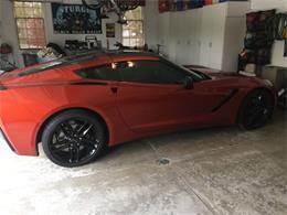 2016 Chevrolet Corvette (CC-1334450) for sale in West Pittston, Pennsylvania
