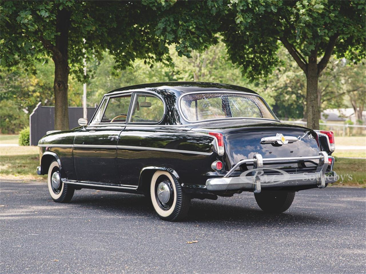1959 Borgward Isabella (CC-1334455) for sale in Elkhart, Indiana