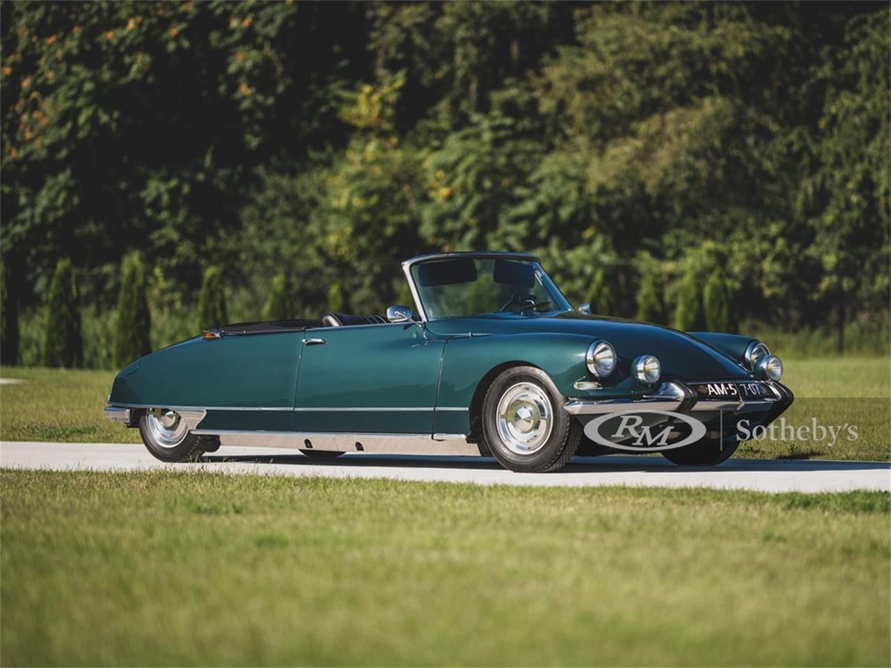 1966 Citroen DS21 (CC-1334462) for sale in Elkhart, Indiana