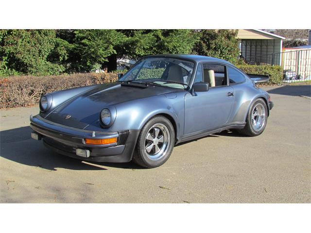 1977 Porsche 930 Turbo (CC-1330447) for sale in Vacaville, California