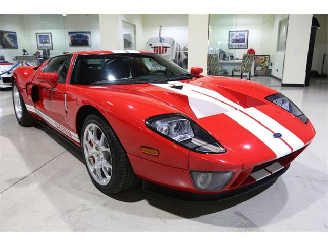 2005 Ford GT (CC-1334495) for sale in Chatsworth, California