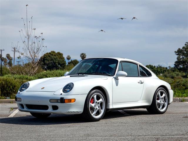 1997 Porsche 911 Carrera 4S (CC-1334505) for sale in Marina Del Rey, California