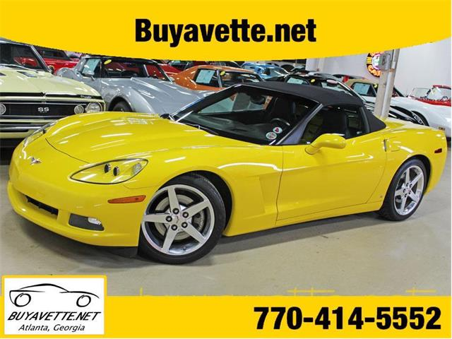 2006 Chevrolet Corvette (CC-1334509) for sale in Atlanta, Georgia