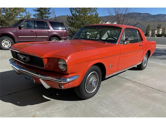 1966 Ford Mustang (CC-1330451) for sale in Carson City, Nevada