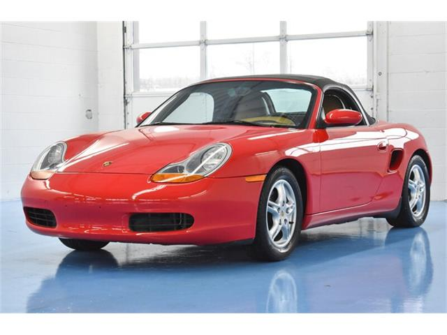 2000 Porsche Boxster (CC-1334527) for sale in Springfield, Ohio