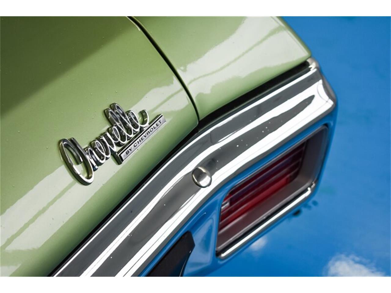 1970 Chevrolet Chevelle (CC-1334530) for sale in Springfield, Ohio