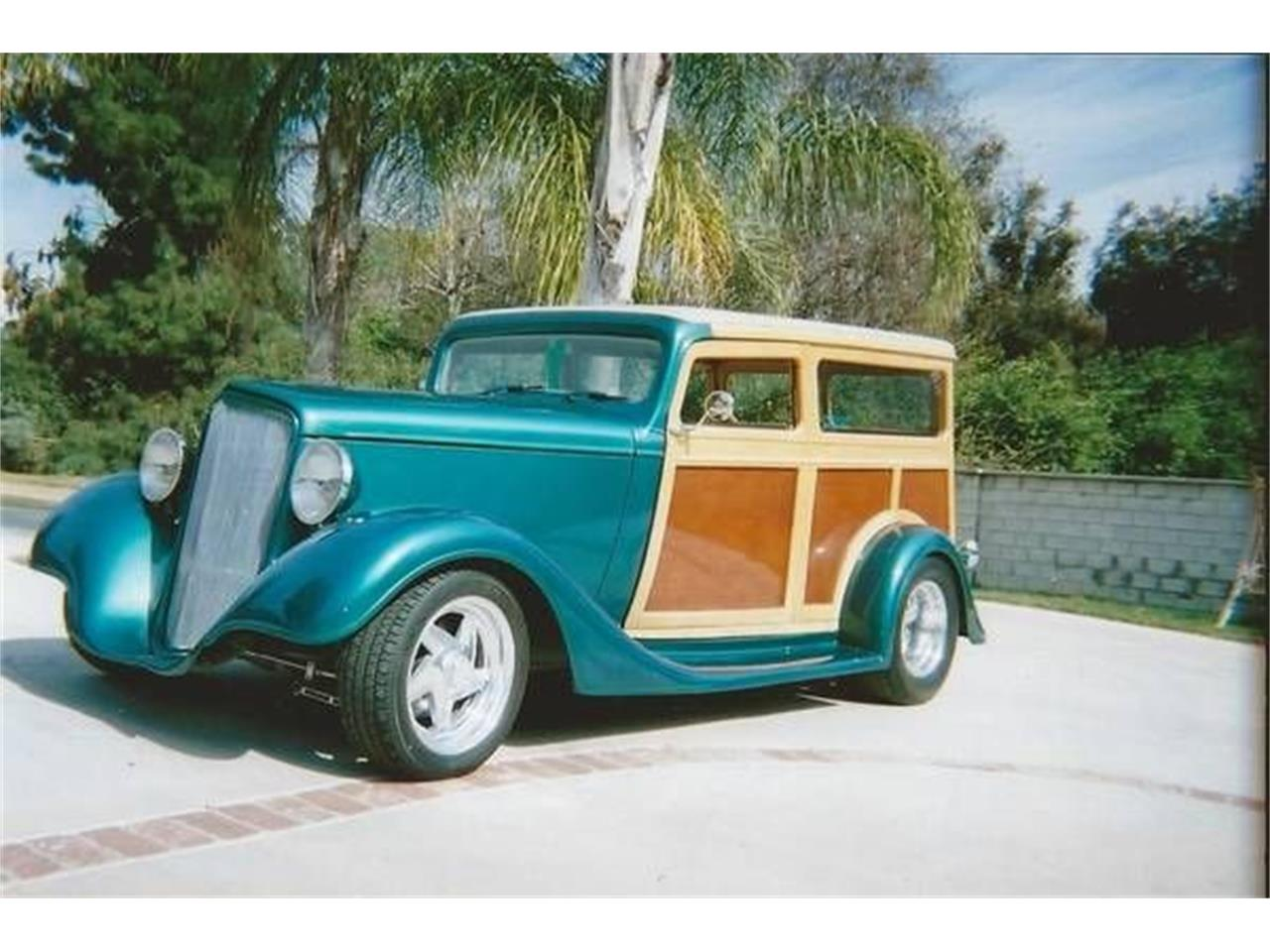 1934 Chevrolet Woody Wagon (CC-1334539) for sale in Cadillac, Michigan