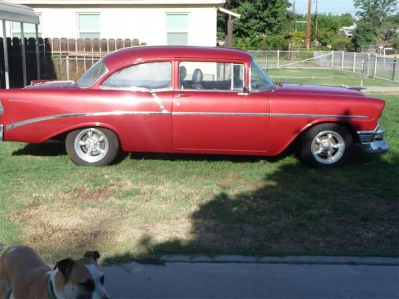 1956 Chevrolet 210 (CC-1334543) for sale in Cadillac, Michigan