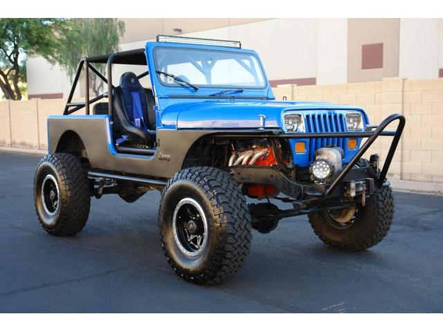 1988 Jeep Wrangler (CC-1334546) for sale in Phoenix, Arizona