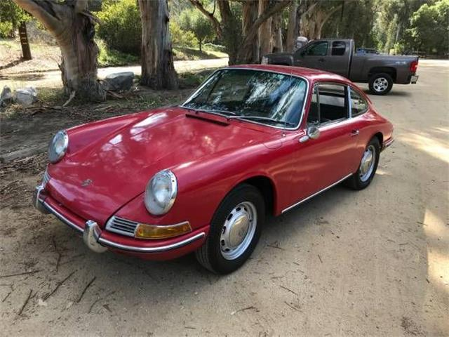 1966 Porsche 912 (CC-1334549) for sale in Cadillac, Michigan