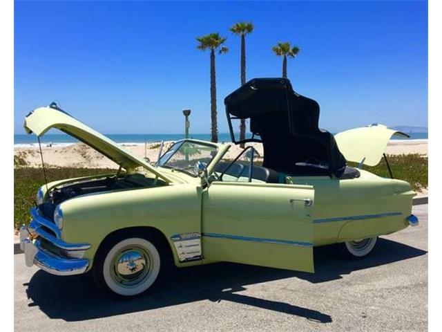 1950 Ford Custom (CC-1334553) for sale in Cadillac, Michigan