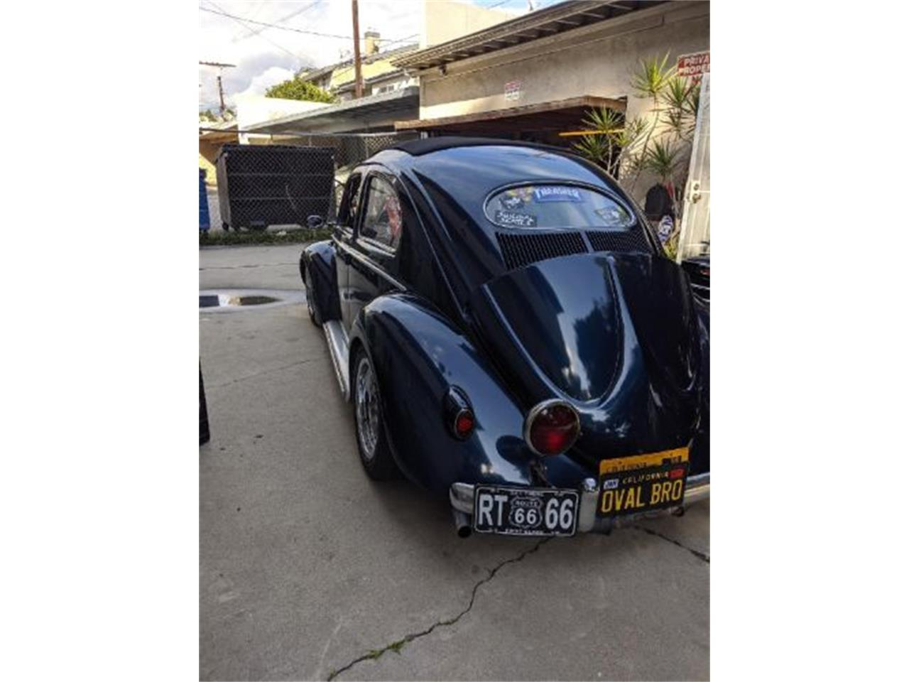 1956 Volkswagen Beetle (CC-1334557) for sale in Cadillac, Michigan