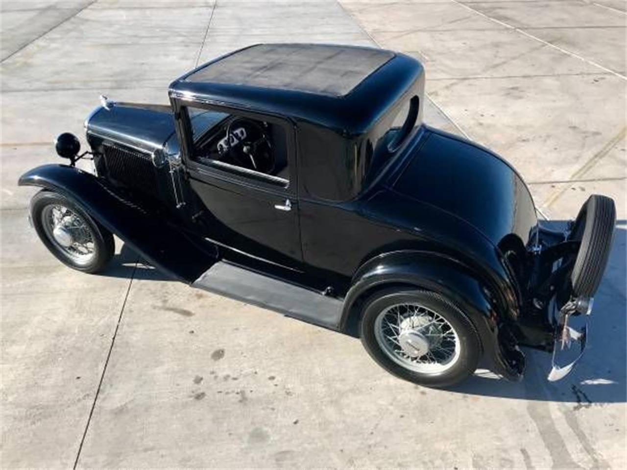 1931 Plymouth Coupe (CC-1334562) for sale in Cadillac, Michigan